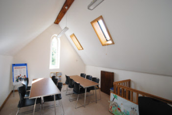 st mary s chickerell new meeting room